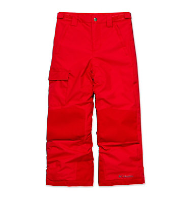Youth Bugaboo™ II Pant Bugaboo™ II Pant | 307 | XS, Mountain Red, front