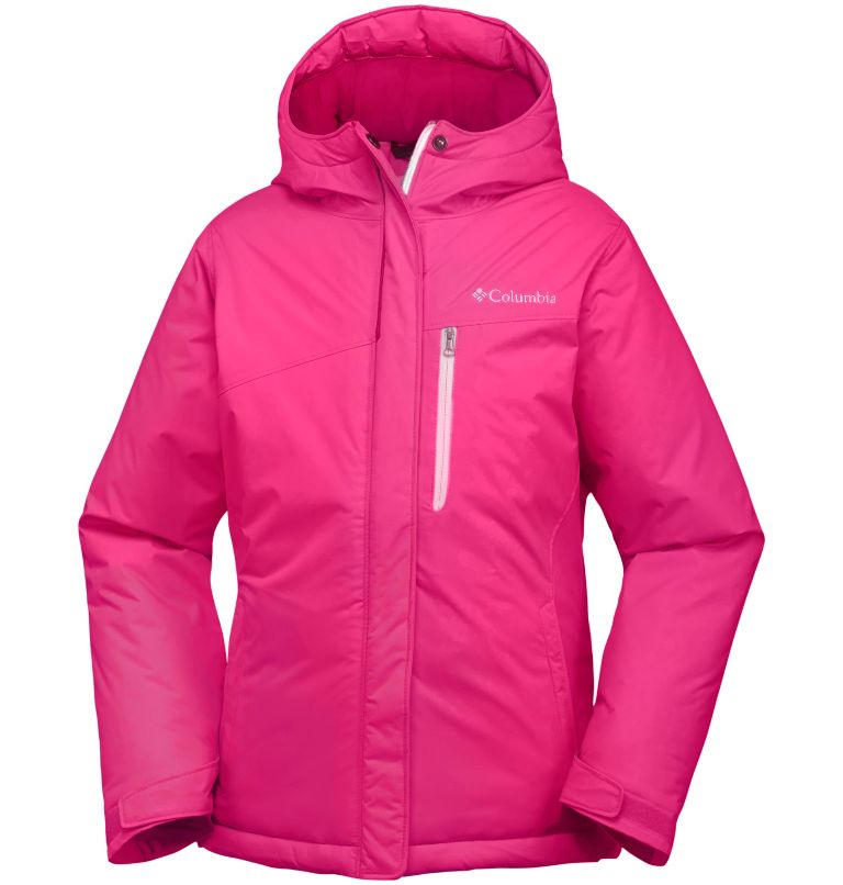 Girls' Alpine Free Fall™ Jacket Girls' Alpine Free Fall™ Jacket, front