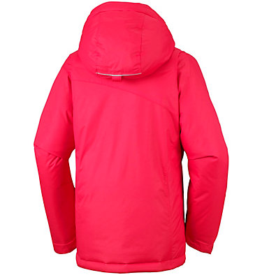 Girl's Alpine Free Fall™ Ski Jacket , back
