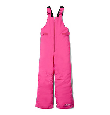 Girls' Snowslope II™ Bib Snowslope™ II Bib | 575 | XS, Pink Ice, back