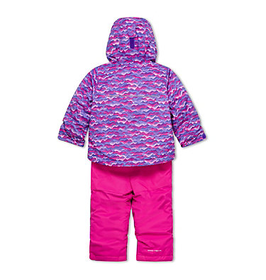 Buga™ Set Infant Buga™ Set | 623 | 12/18, Pink Clover Trees, back