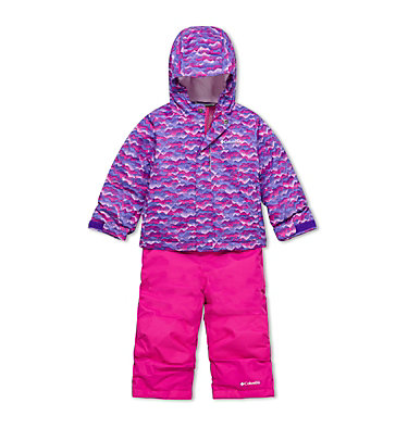 Buga™ Set Infant Buga™ Set | 623 | 12/18, Pink Clover Trees, front