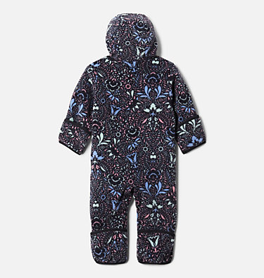 Infant Snowtop™ II Bunting Snowtop™ II Bunting | 435 | 12/18, Black Blooming Dot, Black, back