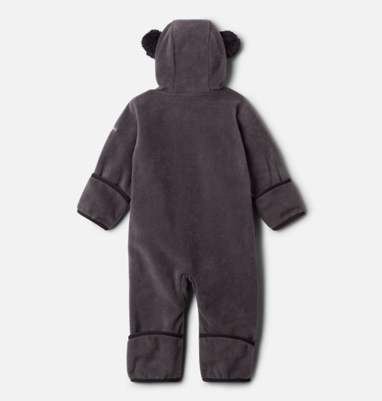 Tiny Bear™ II Bunting   010   3/6 Infant Tiny Bear™ II Bunting, Shark, back