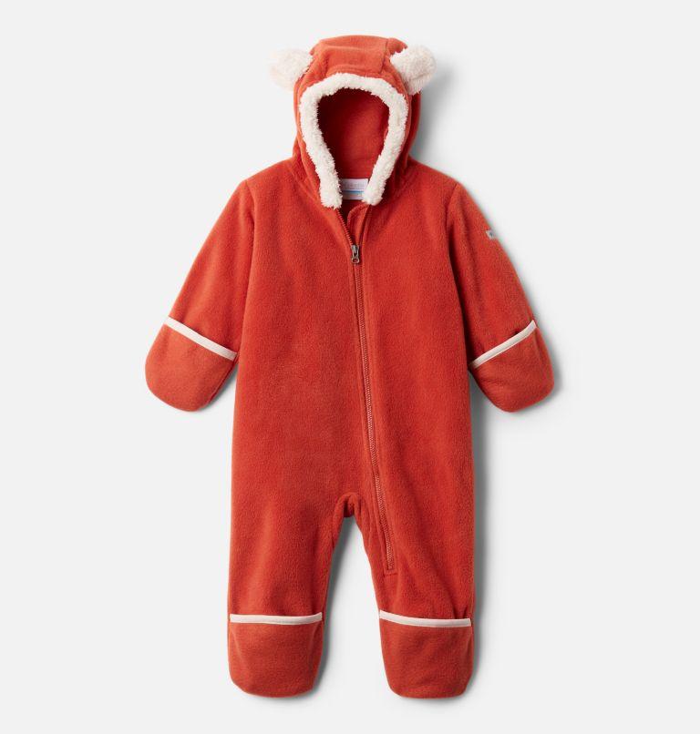 Tiny Bear™ II Bunting | 248 | 0/3 Infant Tiny Bear™ II Bunting, Dark Sienna, a1