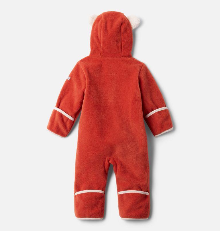 Tiny Bear™ II Bunting | 248 | 18/24 Infant Tiny Bear™ II Bunting, Dark Sienna, back