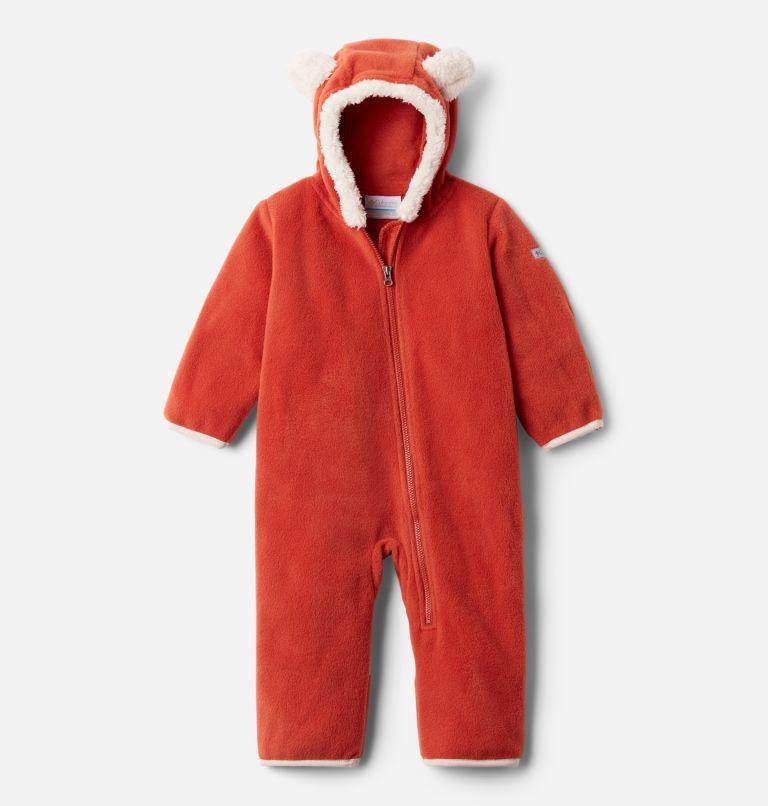 Tiny Bear™ II Bunting | 248 | 0/3 Infant Tiny Bear™ II Bunting, Dark Sienna, front