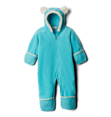 Columbia Kids Tiny Bear Ii Bunting Warm Soft Fleece