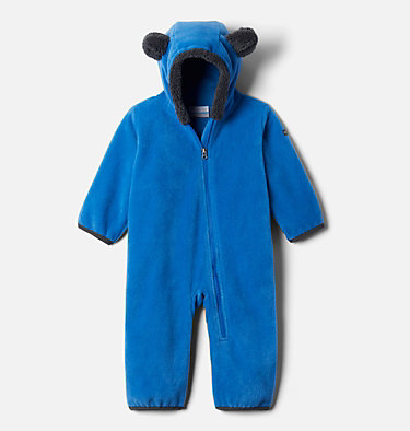 Infant Tiny Bear™ II Bunting Tiny Bear™ II Bunting | 432 | 3/6, Bright Indigo, front
