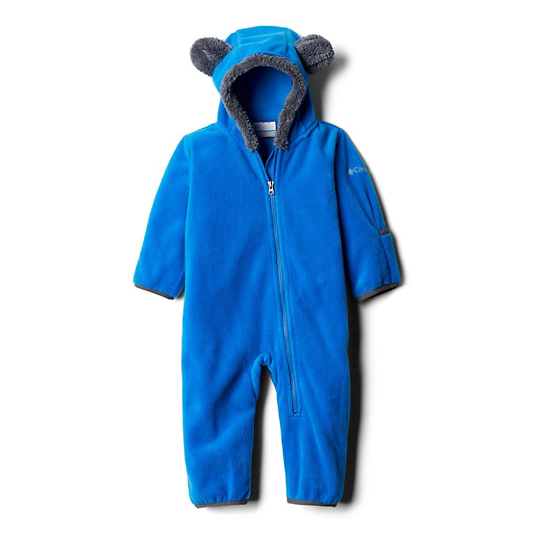 Super Blue Infant Tiny Bear™ II Bunting, View 0
