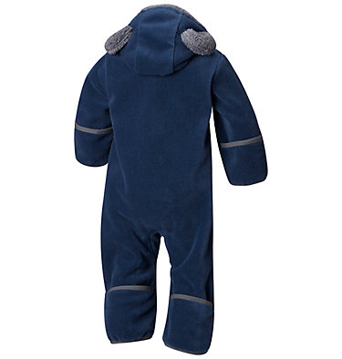 Combinaison Tiny Bear™ II – Bébé Tiny Bear™ II Bunting | 432 | 3/6, Collegiate Navy, back