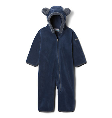 Infant Tiny Bear™ II Bunting Tiny Bear™ II Bunting | 356 | 0/3, Collegiate Navy, front