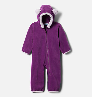 Infant Tiny Bear™ II Bunting Tiny Bear™ II Bunting | 356 | 0/3, Plum, front