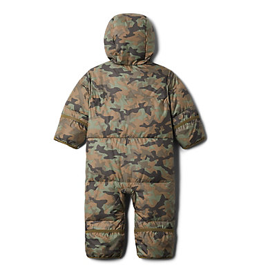 Infant Snuggly Bunny™ Bunting Snuggly Bunny™ Bunting | 689 | 3/6, Cypress Traditional Camo, New Olive, back