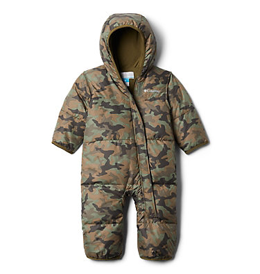 Infant Snuggly Bunny™ Bunting Snuggly Bunny™ Bunting | 689 | 3/6, Cypress Traditional Camo, New Olive, front