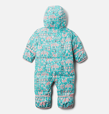 Snuggly Bunny™ Schneeanzug Babys Snuggly Bunny™ Bunting | 101 | 0/3, Dolphin Critter Print, back