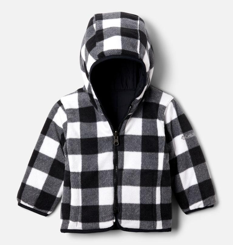 Double Trouble™ Jacket | 018 | 12/18 Infant Double Trouble™ Reversible Jacket, Black, a1
