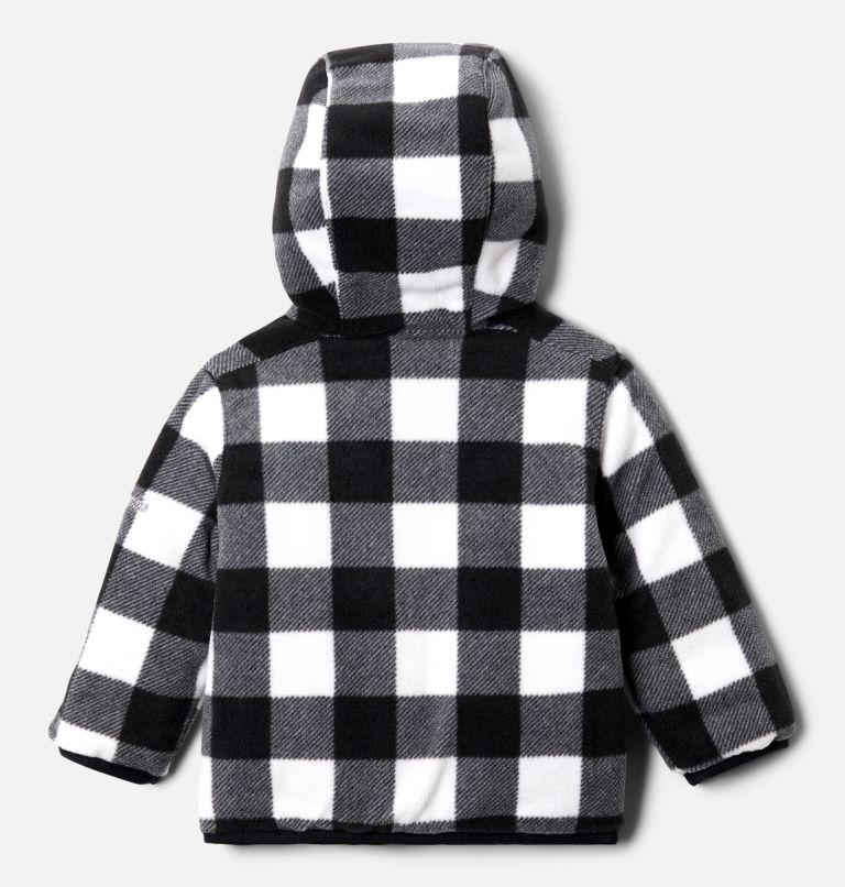 Double Trouble™ Jacket | 018 | 12/18 Infant Double Trouble™ Reversible Jacket, Black, a2