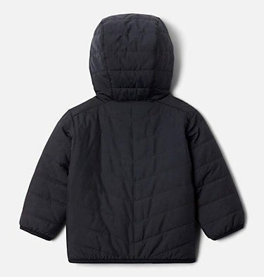 Infant Double Trouble™ Reversible Jacket Double Trouble™ Jacket | 356 | 18/24, Black, back