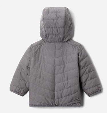 Infant Double Trouble™ Reversible Jacket Double Trouble™ Jacket | 575 | 3/6, City Grey, back