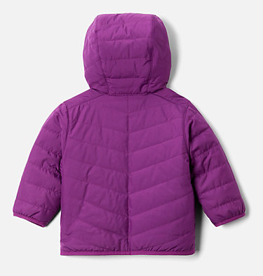Infant Double Trouble™ Reversible Jacket Double Trouble™ Jacket | 575 | 3/6, Plum, back