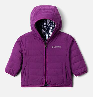 Infant Double Trouble™ Reversible Jacket Double Trouble™ Jacket | 575 | 3/6, Plum, front