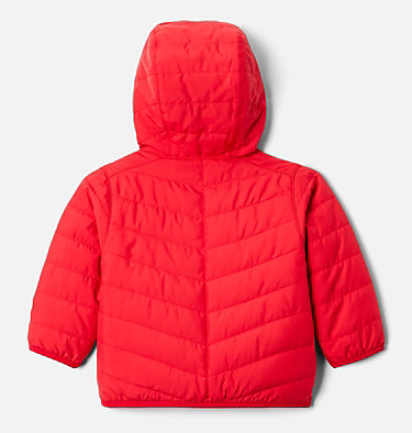 Infant Double Trouble™ Reversible Jacket Double Trouble™ Jacket | 356 | 18/24, Mountain Red, back