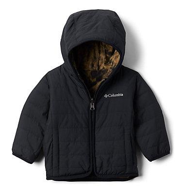 Infant Double Trouble™ Reversible Jacket Double Trouble™ Jacket | 575 | 3/6, Timberwolf, front