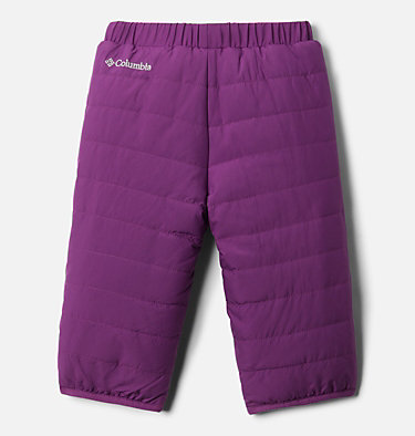 Pantalon Double Trouble™ – Bébé  Double Trouble™ Pant | 015 | 3/6, Plum, back