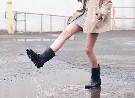 RAIN LOOKBOOK