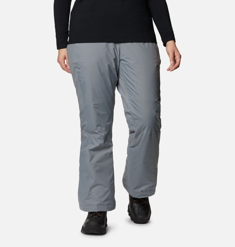 Modern Mountain™ 2.0 Pant | 021 | 3X Women's Modern Mountain™ 2.0 Pant - Plus Size, Grey Ash, front