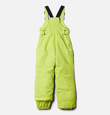 Kids' Adventure™ Ride Bib Adventure Ride™ Bib | 010 | M, Bright Chartreuse, back