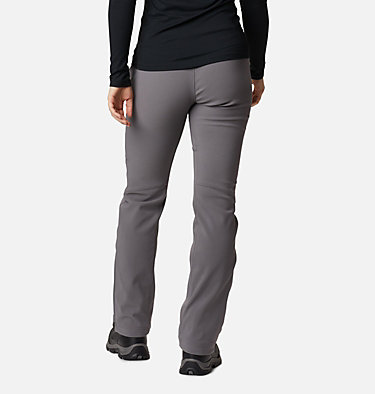 Women's Back Beauty™ Heat Straight Leg Pant Back Beauty Passo Alto™ Heat P | 319 | 10, City Grey, back