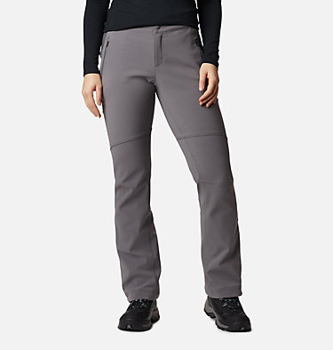 Women's Back Beauty™ Heat Straight Leg Pant Back Beauty Passo Alto™ Heat P | 319 | 14, City Grey, front
