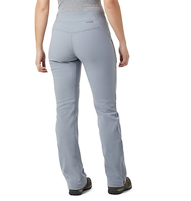 Women's Back Beauty™ Heat Straight Leg Pant Back Beauty Passo Alto™ Heat P | 319 | 10, Tradewinds Grey, back