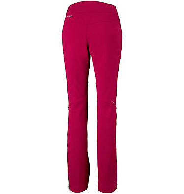 Women's Back Beauty™ Heat Straight Leg Pant Back Beauty Passo Alto™ Heat P | 319 | 10, Pomegranate, back