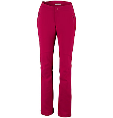 Women's Back Beauty™ Heat Straight Leg Pant Back Beauty Passo Alto™ Heat P | 319 | 10, Pomegranate, front