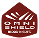 Omni-Shield Blood N Guts logo