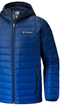A TurboDown jacket.