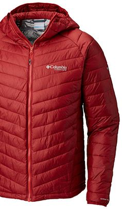 A jacket with Thermarator insulation.