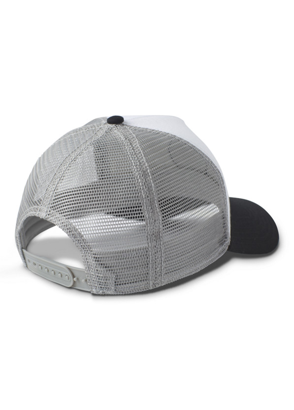 Patch Logo Trucker Hat Patch Logo Trucker Hat, Black