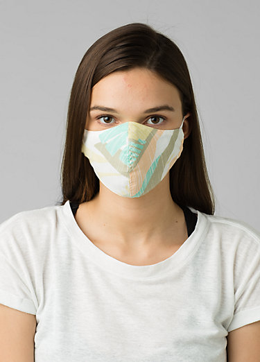 prAna Reversible Face Mask - 3 Pack prAna Reversible Face Mask - 3 Pack, Multi