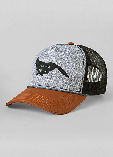 Women's Journeyman Trucker Hat Women's Journeyman Trucker Hat, Dry Chili Fox