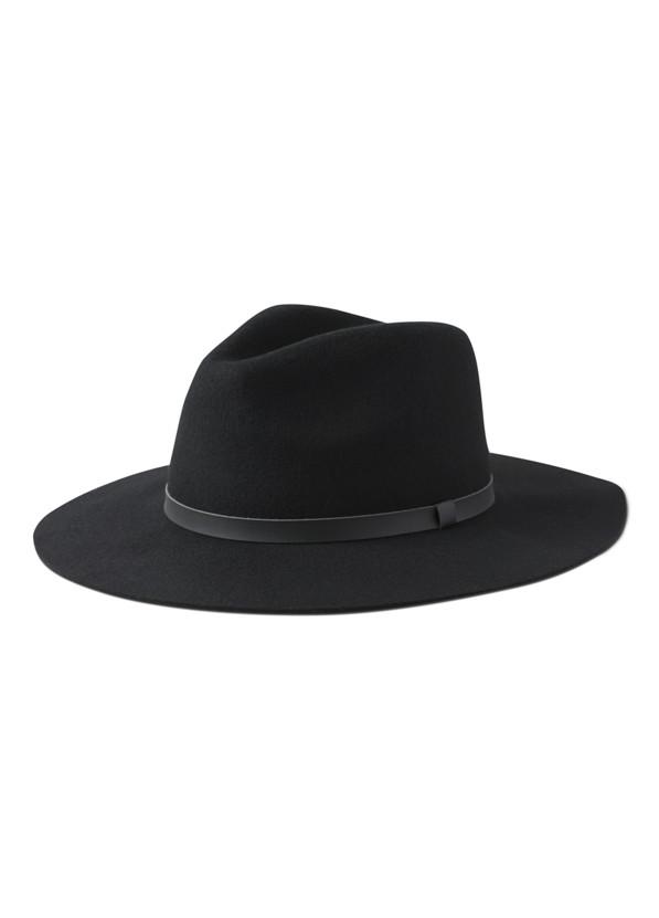 Dakoda Wool Hat Dakoda Wool Hat, Black