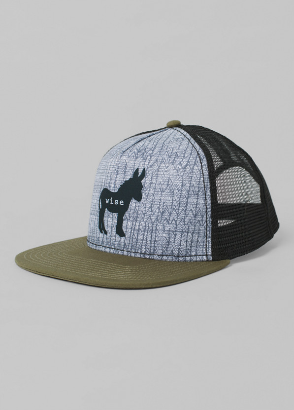 Journeyman Trucker Hat Journeyman Trucker Hat, Wise
