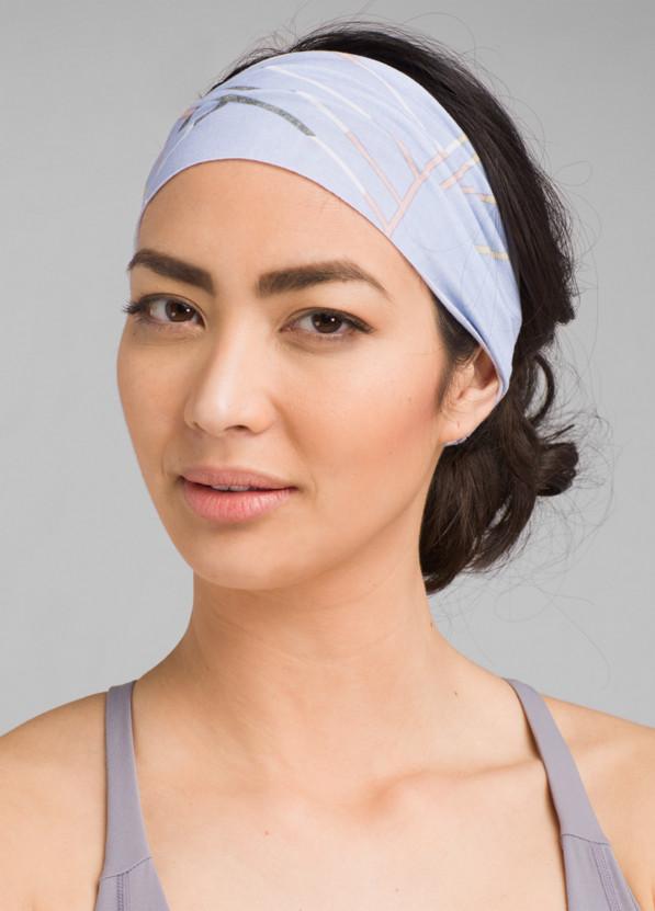 Large Headband Large Headband, Blue Sheen Jigsaw