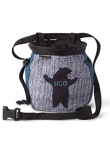 Graphic Chalk Bag with Belt Graphic Chalk Bag with Belt, Atlantic Bear Hug