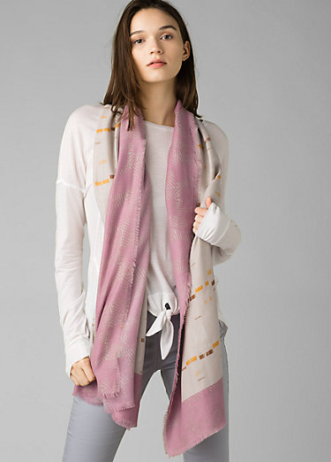 Palma Scarf Palma Scarf, Pebble Grey