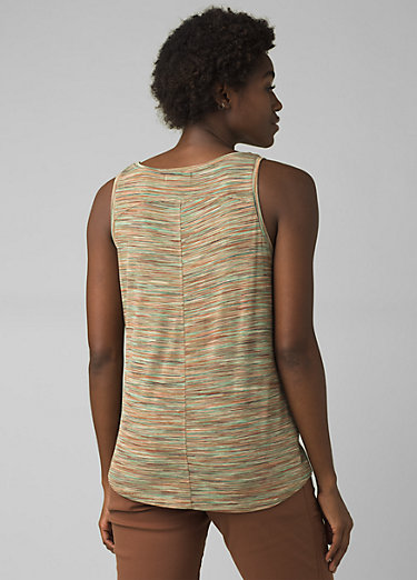 Foundation Scoop Neck Tank Foundation Scoop Neck Tank, Sundried