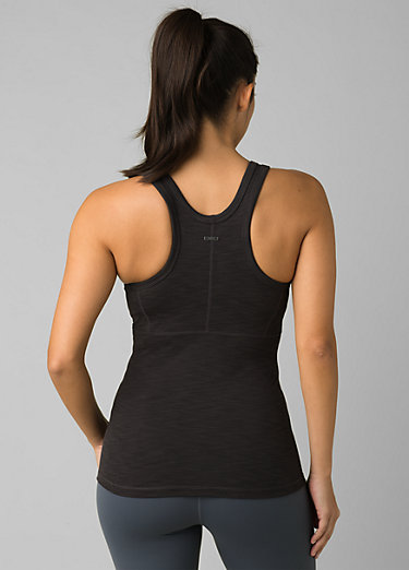 Becksa Tank Becksa Tank, Black Heather